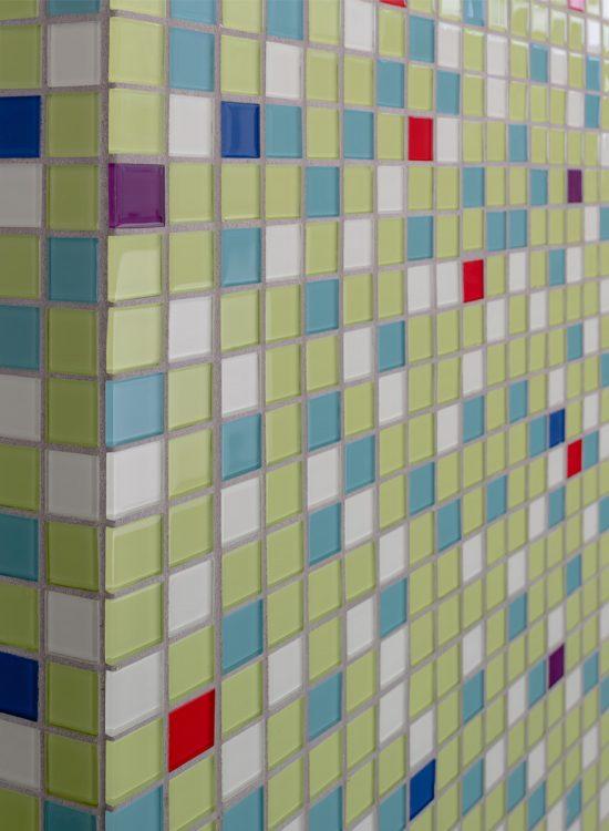 11607 Glasmosaik Fassade 02